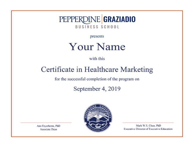 Top 20 Certification Programs In Healthcare Management